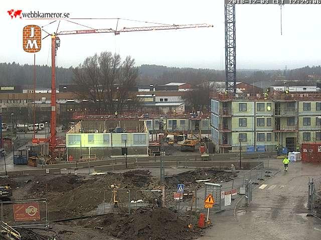 JM - Kvarteret Kvarnbacken och Väderkvarnen i Söderdalen