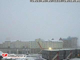 Byggkamera: Kiruna - Nya centrum