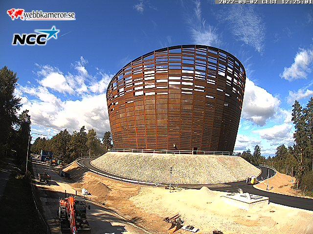 Webbkamera -Örebro