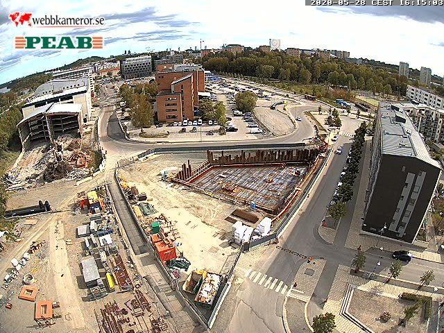 Solna, Ulriksdal – ny kontorsbyggnad