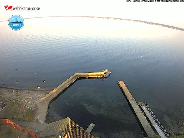 Webcam Garpen, Torsås, Småland, Schweden