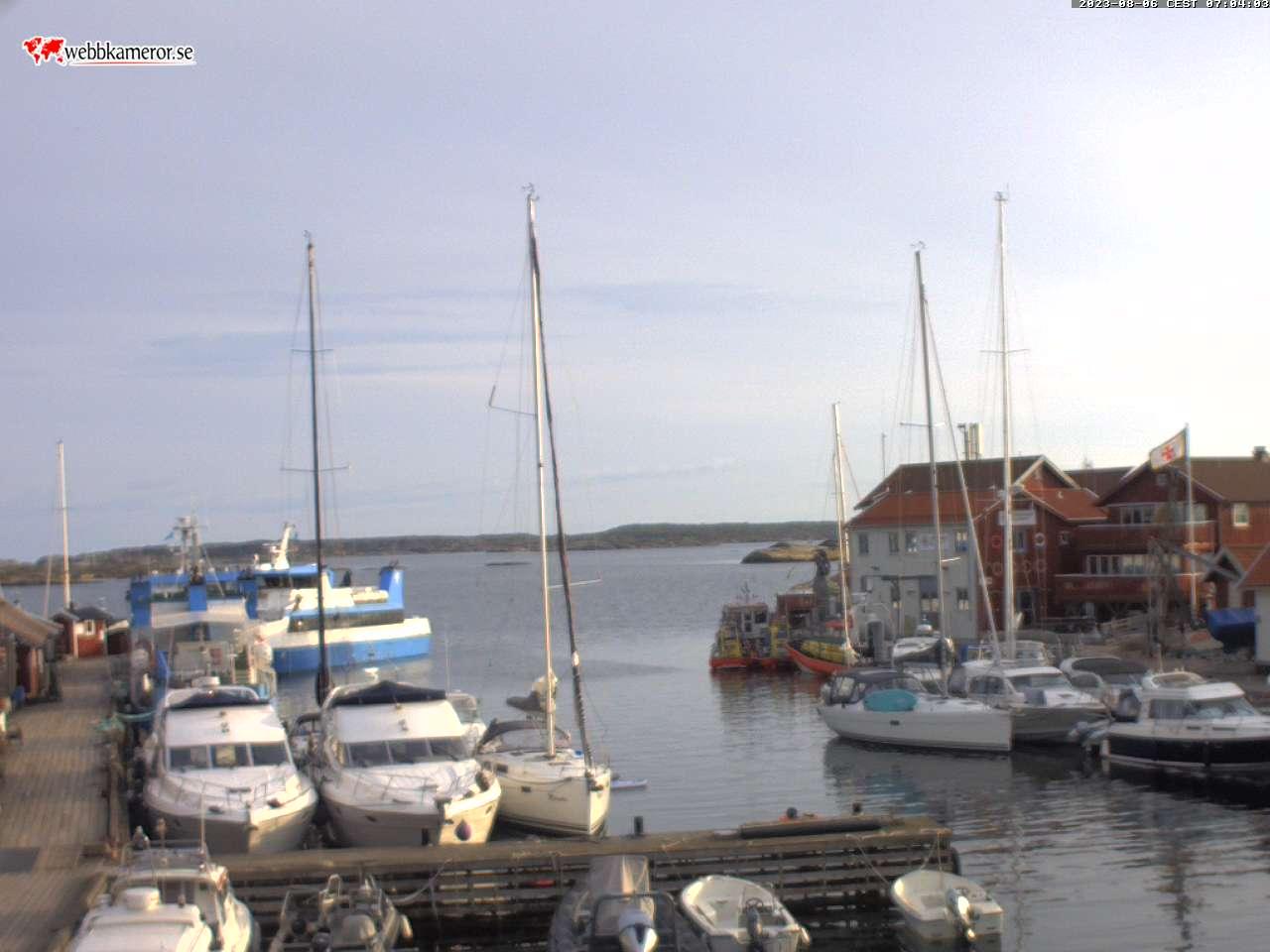 Webcam Käringön, Orust, Bohuslän, Schweden