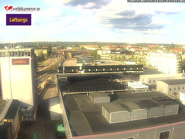 Webcam Karlstad, Karlstad, Värmland, Schweden