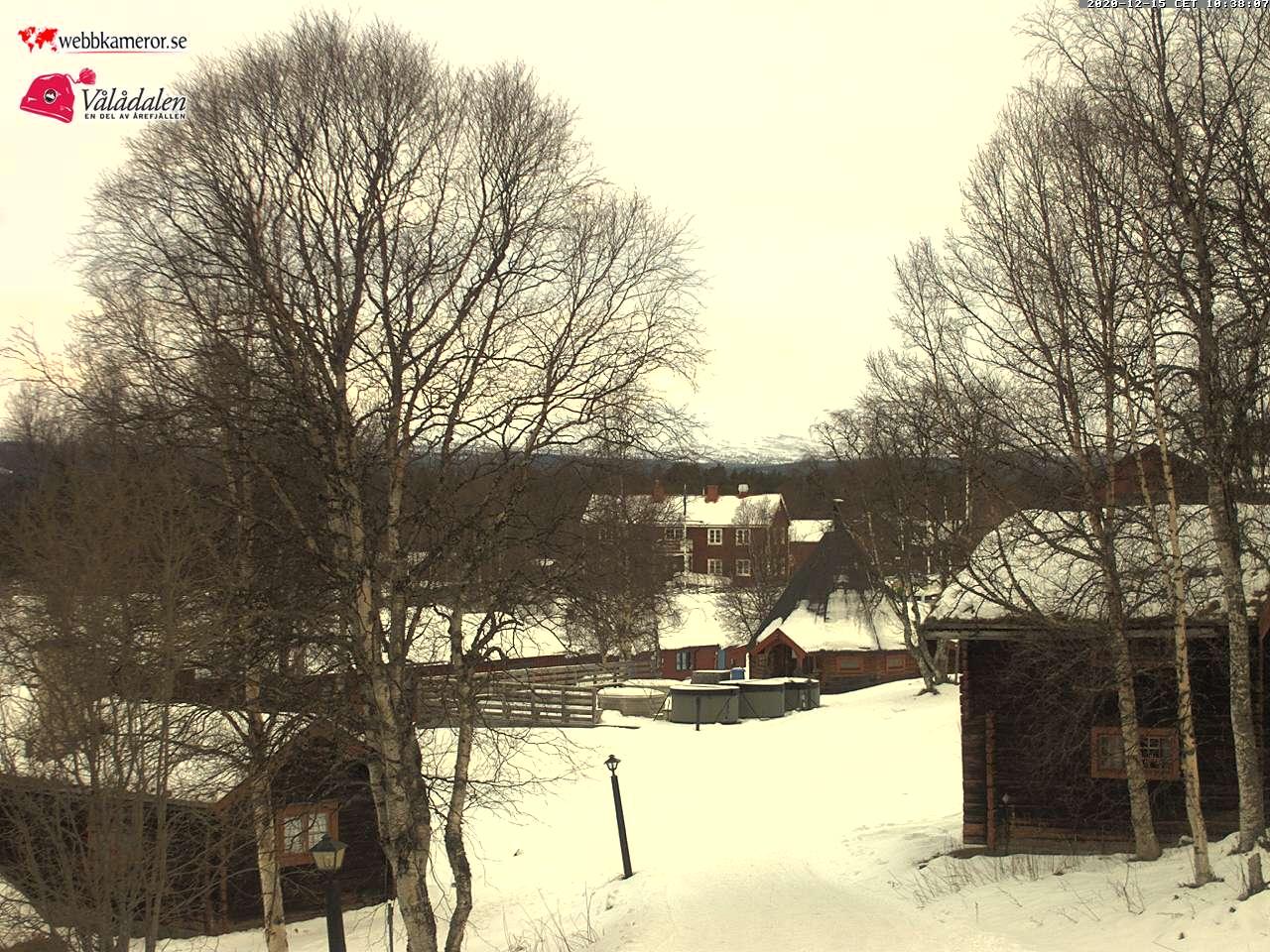 Webcam Vålådalen, Åre, Jämtland, Schweden